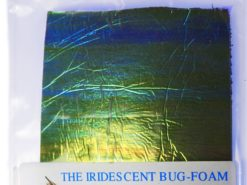 iridescent close cell foam