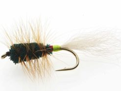 Dark Blue Bug - Salmon and steelhead bug # 8