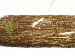 Pike fly tinsel Green