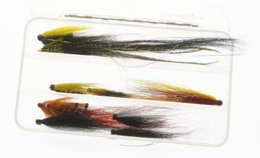 Salmon tube fly