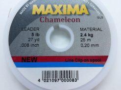 Maxima Chameleon tippet 0,20 mm. 5 lb