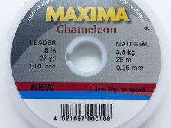 Maxima Chameleon tippet 0,25 mm. 8 lb