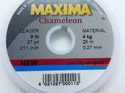 Maxima Chameleon tippet 0,27 mm. 7 lb