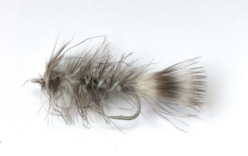 The Grå Frede Danish costal sea trout fly