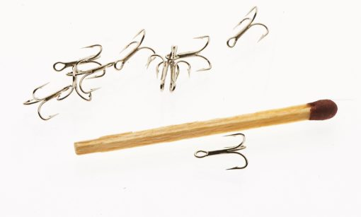 Partridge salmon stinger # 16 tube fly hook