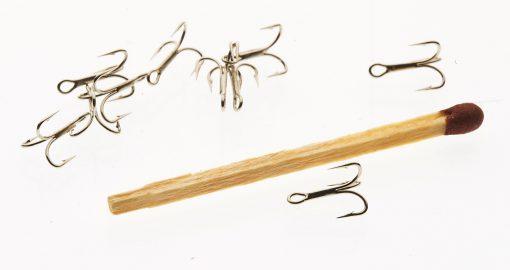 micro tube fly hook